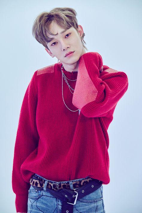Chen - 181213 'Love Shot' MelOn special photo