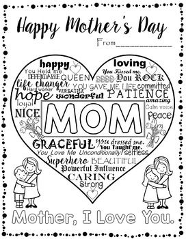 Unique Card Booklet For Mother S Day Different Versions 23 Pages