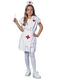 4 pcs Robes Vêtements Robe Docteur Infirmière Rôle Pour Poupées Jouets