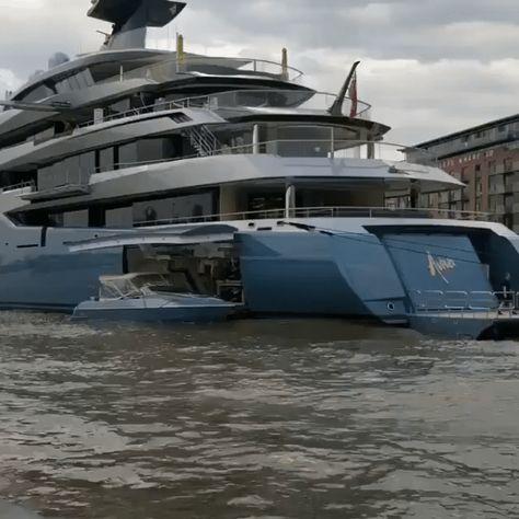 Un beau bateau. #yacht #yacht #de #luxe