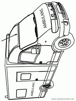 Stephy Patino Adli Kullanicinin Dibujo Panosundaki Pin Ambulans