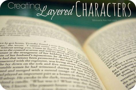 31 Days: Character Development