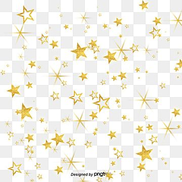 Estrellas Doradas En La Noche Clipart De Oro Vista De Noche Estrella Dorada Png Y Psd Para Descargar Gratis Pngtree Drawing Stars Star Art Galaxy Painting