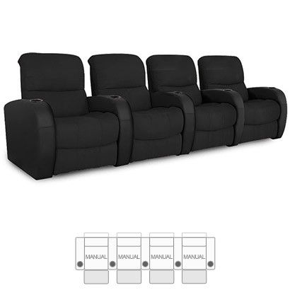 Clearance Home Theater Seating 4seating In 2020 Home Theater Seating Theater Seating Seating
