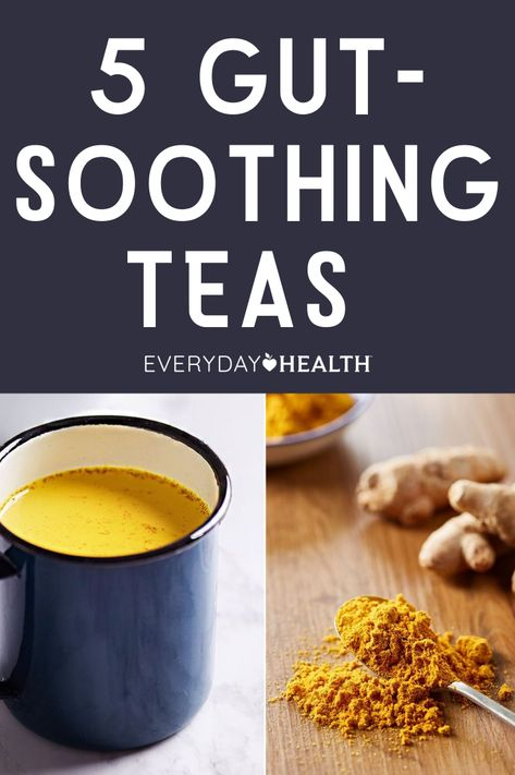Try sipping some of these traditional recipes to ease the inflammation that comes with ulcerative colitis.