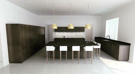 Modern Kitchen Design Schuller Next 125 German Kitchen In Ceramic