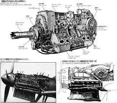 For Aero Modelers Messerschmitt Bf 109 G Details In English And Japanese 3 Messerschmitt Bf 109 Messerschmitt Aircraft Engine