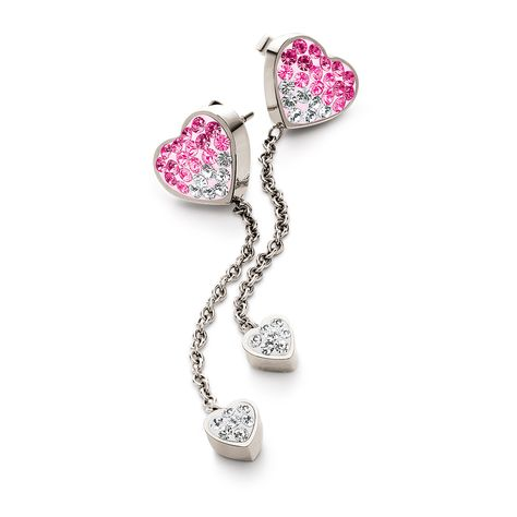 Heart4Heart Earrings, EARRINGS