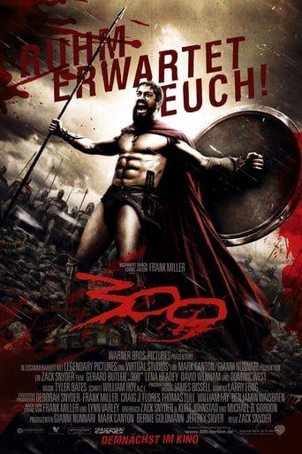 Ver 300 2007 Pelicula Completa Online En Espanol Latino Subtitulado 300 Completa Peliculacompleta Pelicula 300 Movie Movie Posters Gerard Butler