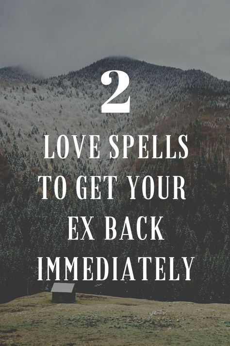 In this post, I will disclose 2 powerful Love Spells that work immediately to fix your toxic relationship. Love spells that work fast to repair your love. Get your ex back with love spells that work in minutes. Take action before its too late. #LoveSpells #LoveSpellsthatwork #lovespellsthatworkfast #protectionspell #freelovespells #lovespellsthatworkinminutes #getexloverback #getexback
