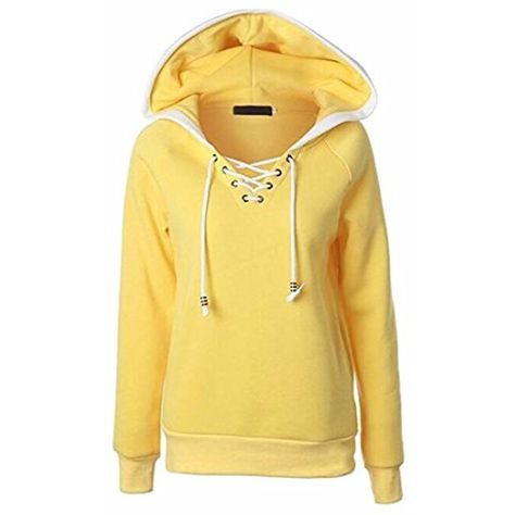 Yayu Women Full Zip up Hooded Sweatshirts Long Sleeves Casual Hoodie Jacket
