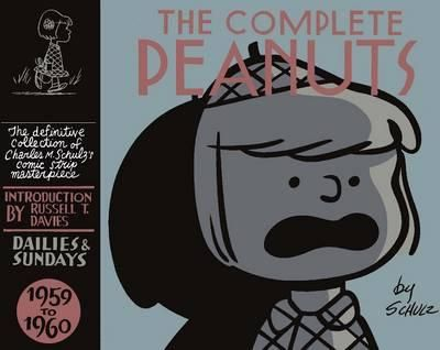 Pdf Download The Complete Peanuts 1959 1960 Volume 5 Free By