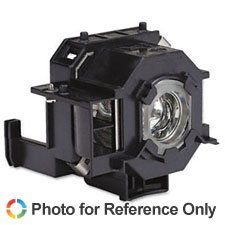 Projector Lamp Assembly with Genuine Original Osram P-VIP Bulb Inside. RLC-075 Viewsonic Projector Lamp Replacement