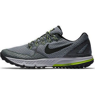 6eec993edcc Nike Air Zoom Wildhorse 3 Womens 749337-005 Grey Terrain Running Shoes Size  6.5