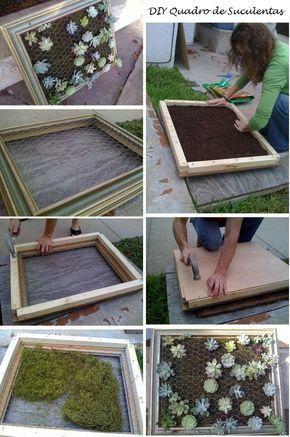 Mur végétal extérieur à faire soi-même en 13 idées à essayer