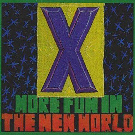 X More Fun In The New World Vinyl Walmart Com In 2020 New World Vinyl Lp Vinyl