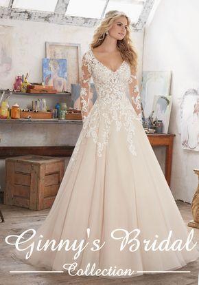 Mori Lee Bridal Wedding Dress Style Maira 8110 in 2019