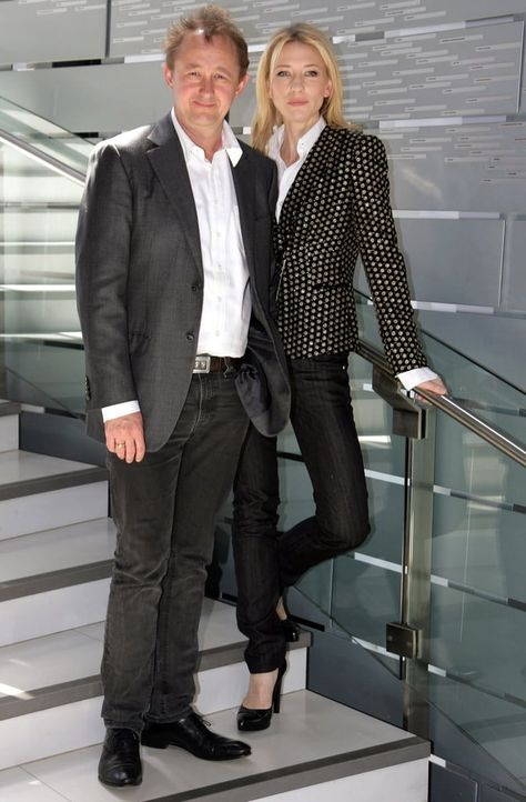 Cate and Andrew moved back to Sydney to raise their family, after | Cate Blanchett's Husband | POPSUGAR Celebrity Photo 6