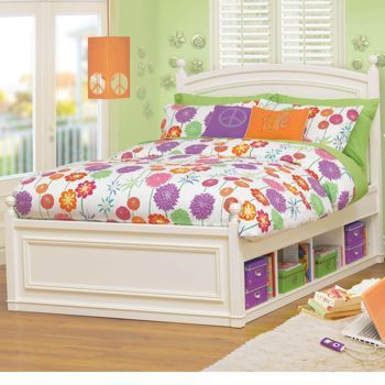 Costco Cafekid Hailey Full Storage Bed, Cafe Kids Furniture