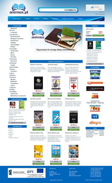 Sklepy Internetowe Prestashop Szablony Projektowanie I Tworzenie Szablony Projektowanie