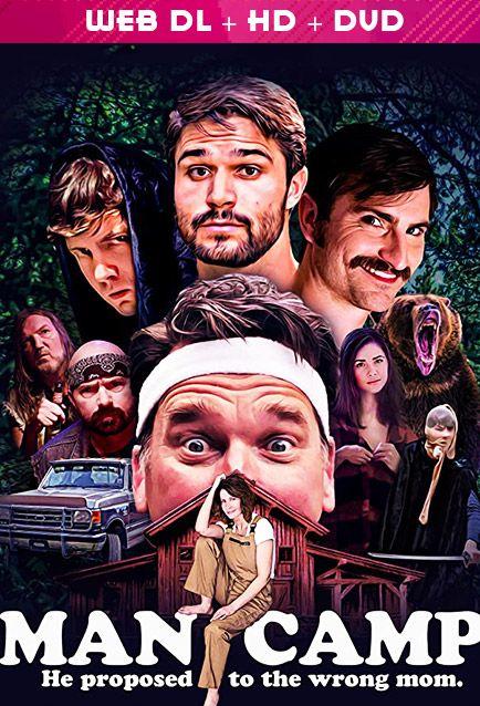 تحميل ومشاهدة فيلم الكوميديا Man Camp 2019 كامل ومترجم للعربية افضل افلام الكوميديا Historical Figures Poster Historical