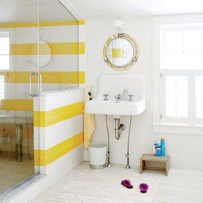 Creative 45 Small Yellow Bathroom Decorating Ideas Yellow