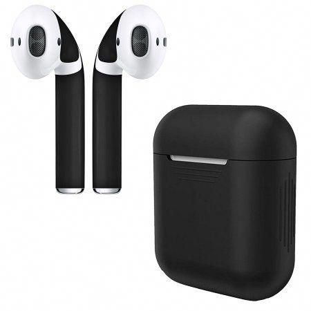 Free Shipping Buy Airpod Skins Silicone Charging Case Cover Easy Install Customize And Protect Free Lifetime Replac Case Cover Black Case Earbuds Case