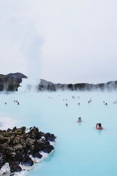 Scorpio: Iceland's Blue Lagoon - Where You Should Travel in 2018, According to Your Zodiac Sign - Photos