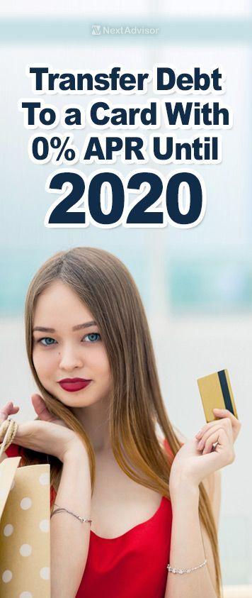 Best 0 Apr Credit Cards For 2020 No Interest Until 2021 Nextadvisor Credit Card Payoff Plan Credit Card Deals Credit Card Transfer