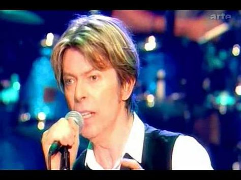 One of my all-time favorite songs: David Bowie - Ashes To Ashes (Live) love the chat with the fans