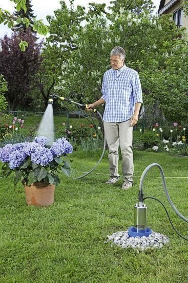Karcher Tauchdruckpumpe Bp 4 Deep Well Bewasserungspumpe Gartenpumpe Tauchdruckpumpe Schmutzwasserpumpe Bewasserung