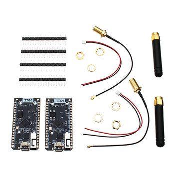 Wemos® TTGO 2Pcs/lot ESP32 SX1276 LoRa 868 / 915MHz