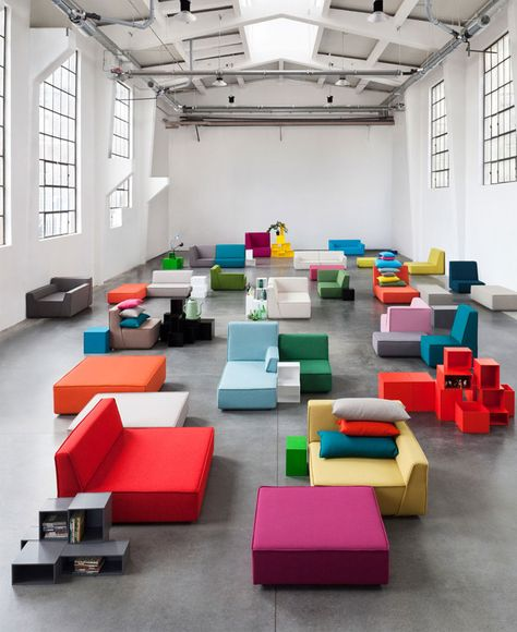 Modular Sofa Office