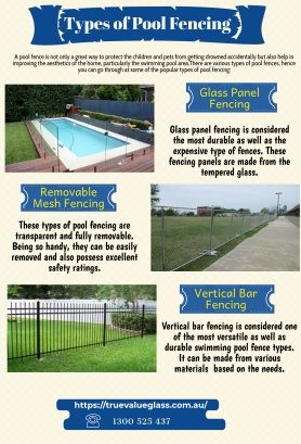 Various Types Of Pool Fencing Glass Pool Fencing Pool Fence Pool
