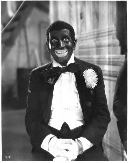 Al Jolson Blackface