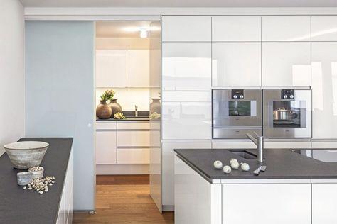 Küchen und Inneneinrichtung - Projekte in Salzburg - Laserer Küchen