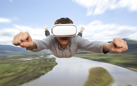 Virtual reality is about to revolutionize three separate industries and change the way we live, work and consume our entertainment.