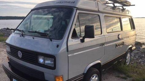 1991 Vw Vanagon Gl Camper For Sale In East Hampton Ny With Images Vw Vanagon Campers For Sale Pumping Car