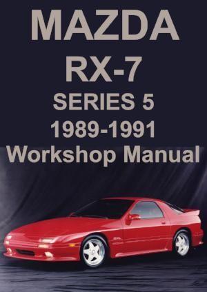 1991 Rx7 Wiring Diagram - Wiring Diagram Schema