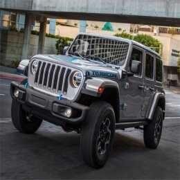 لعبة تركيب صور جيب رانجلر روبيكون Jeep Wrangler Rubicon 4xe Slide Jeep Suv Suv Car