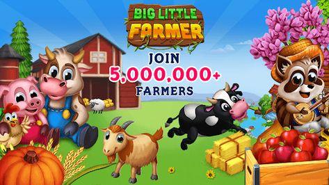 Big Little Farmer Mod Apk V1 6 0 Unlimited Money Offline Android