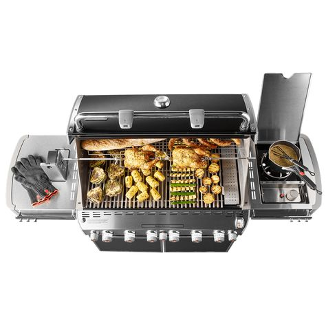My Weber Summit E 670 Natural Gas Grill Review Peek At This Gas Grill Reviews Natural Gas Grill Gas Grill
