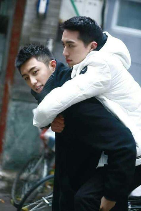 Johnny Huang and Timmy Weizhou