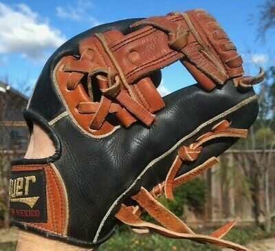 Luguer Custom Pro Infield 11 Leather Baseball Glove Mitt In 2020 Baseball Glove Baseball Leather