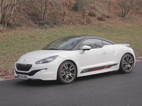 Essai Peugeot RCZ R 2014 - YouTube