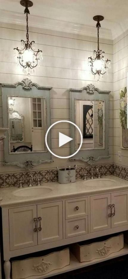 Country Master Bathroom Ideas Rustic 24 Ideas In 2020 Country Kitchen Decor French Country Decorating Kitchen Farmhouse Master Bathroom