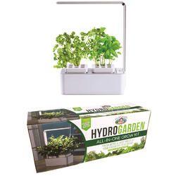 Rdwc Hydroponic Indoor Grow Under Led In 2020 Indoor Grow Kits Grow Kit Growing Indoors