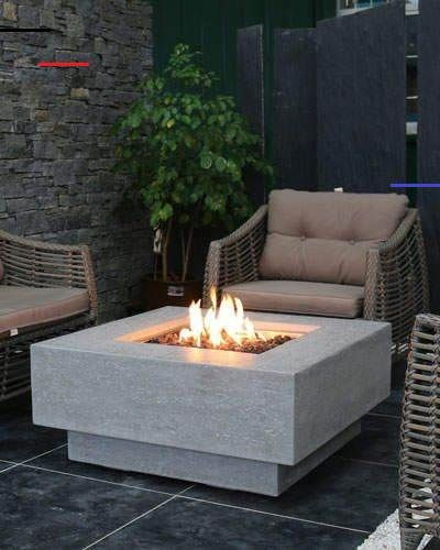 Elementi Manhattan Outdoor Fire Pit Table With Natural Gas Assembly Assembly Elementi Fire Gas Manhattan Natural O In 2020 Tuin Ideeen Tuinhaard Tuin Inspiratie