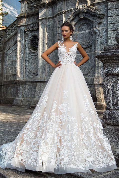 434 best Hochzeitskleider - Hochzeitsmode images on Pinterest ...