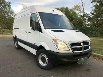 Ebay Advertisement 2009 Dodge Sprinter Cargo Vans 2013 Mercedes